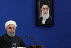روحانی سرقت اسناد اتمی ایران توسط اسرائیل را تایید کرد