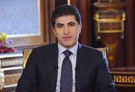 رئیس اقلیم کردستان عراق در مراسم تحلیف رئیسی شرکت می کند