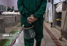 ۴۱۱ فوتی جدید کرونا در کشور/رکورد ابتلا و بستری روزانه شکست