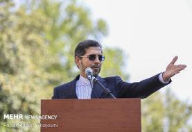 خطیبزاده: ایران هرگونه ماجراجویی احتمالی را بیدرنگ پاسخ میدهد