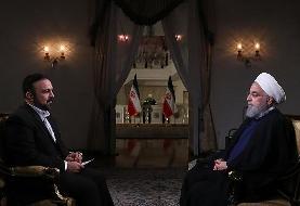 امشب بعد از خبر ۲۱؛ آخرین گفتگوی تلویزیونی رئیس جمهور