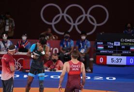 المپیک توکیو   گرایی فینال را از دست داد   کاپیتان ایران راهی رده بندی شد