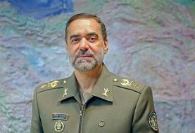وزیر دفاع: سردار سلیمانی منادی عدالت و صلح بود