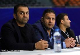 مهربان: طلایی و هاشمزاده گزارشی از رقابتهای جهانی ندادند/ کادر جدید به زودی مشخص میشوند
