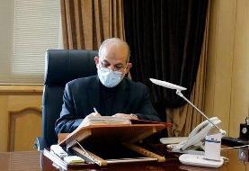 وزیر کشور: زائران اربعین که تست کرونای آنها مشکل دارد قرنطینه میشوند