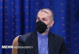 رایزنی امیرعبداللهیان با وزیر خارجه ارمنستان
