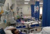 یک بیمارستان در تهران رکورد بستری های کرونایی را شکست