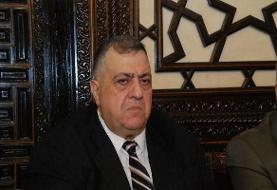 رئیس مجلس سوریه وارد تهران شد
