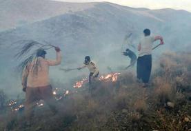 فرماندار: آتش سوزی تنگ هایقر فارس سه قربانی گرفت/ نیاز به کمک داریم