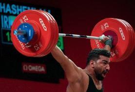 علی هاشمی: سرگیجه داشتم و آسیب دیدم/تمام زورم را زدم اما نشد