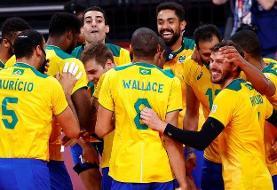 حذف غیرمنتظره لهستان از والیبال المپیک / تمام تیمهای همگروه ایران حذف شدند