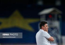 قلعهنویی: به تیم ما ظلم شد/ امیدوارم مسائل تاکتیکی، تعیین کننده نتیجه بازی باشد