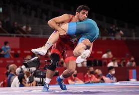 شروع پرقدرت حسن یزدانی در المپیک توکیو