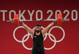ناکامی علی هاشمی با انتخابهای عجیب در المپیک