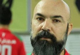 محمود کاظمی، ستاره سابق فوتسال  بر اثر ابتلا به کرونا درگذشت