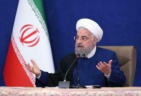 روحانی: با وجود مصوبه مجلس، رئیسی به توافق نمیرسد