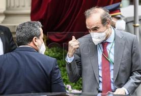هماهنگ کننده مذاکرات وین، برای شرکت در مراسم تحلیف رئیسی وارد تهران شد