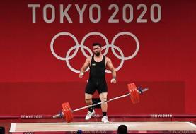 علی هاشمی در المپیک توکیو اوت شد/ شانس مدال از دست رفت