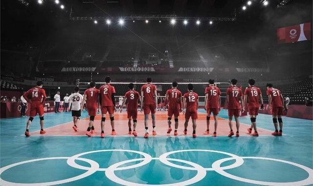 برنامه مرحله نیمه نهایی والیبال المپیک مشخص شد