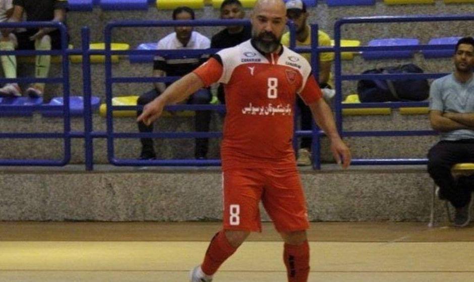 کاظم محمدی درگذشت