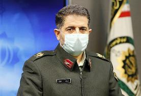 آخرین وضعیت مرزهای چهارگانه زمینی به عراق