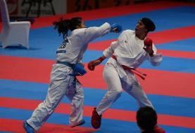 المپیک ۲۰۲۰ توکیو/ ۳ کاراتهکای ایران حریفان خود را شناختند