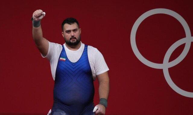 علی داودی نایب قهرمان المپیک توکیو شد