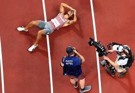 کانادا پس از ۹۲ سال طلای ۲۰۰ متر المپیک را به دست آورد
