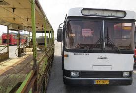 اعلام مسیرهای تردد اتوبوسها در مراسم تحلیف ریاست جمهوری