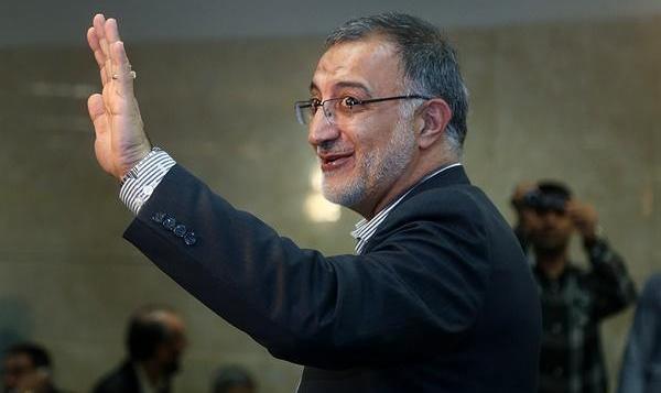 علیرضا زاکانی شهردار تهران شد