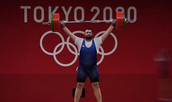 علی داودی در یکضرب دوم شد /غول گرجی رکورد المپیک را شکست
