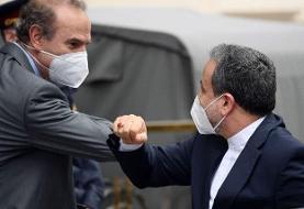 رایزنی عراقچی و انریکه مورا در تهران درباره وضعیت آخرین مذاکرات وین