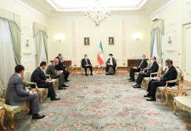 برقراری تعامل گسترده با کشورهای همسایه اصول اولیه سیاست خارجی ایران است