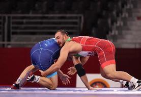 امیرحسین زارع به نیمه نهایی المپیک رسید/ مصاف دیدنی با پتریاشویلی