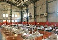 سوله&#۸۲۰۴;های بحران شهرداری برای بستری شدن بیماران كرونایی /انتظار روزهای سیاه&#۸۲۰۴;تر برای ایران