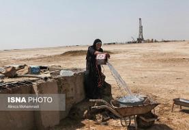 آبرسانی به ۴۷۱ روستای دارای تنش آبی خوزستان تا پایان سال