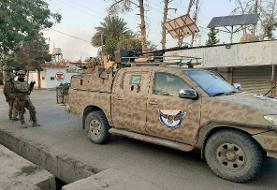 نیروهای آمریکایی و ارتش افغانستان، طالبان را در لشکرگاه هدف بمباران هوائی قرار دادند