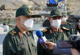 فرمانده کل سپاه: قدرت ما برای واکنشهای سخت به هر دشمنی کاملاً آماده است