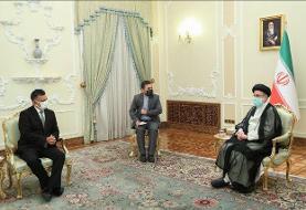 تقویت مناسبات با کشورهای آمریکای لاتین از اولویتهای سیاست خارجی ایران است