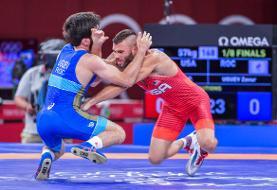 نبرد ایران و آمریکا بر سر ۲ مدال کشتی آزاد المپیک