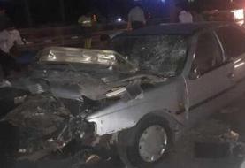 ۵ کشته در حادثه رانندگی در سیستان و بلوچستان