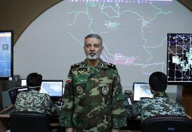 ارتش قدرتمندانه با تهدیدات مقابله میکند