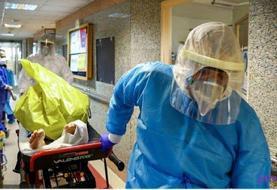افزایش قابل توجه قربانیان کرونا/ کووید جان ۴۳۴ بیمار را گرفت