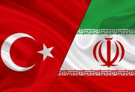 مشارکت رئیس پارلمان ترکیه در تحلیف رئیسی