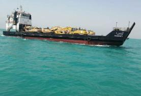 کشف ۶ بیل مکانیکی قاچاق در بوشهر