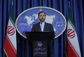 سخنگوی وزارت خارجه خطاب ایران به اسرائیل: ما را آزمایش نکنید