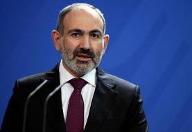 ورود نخست وزیر ارمنستان به تهران برای حضور در مراسم تحلیف رئیسی