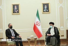 رئیسی: محدودیتی برای توسعه روابط تهران- بغداد وجود ندارد