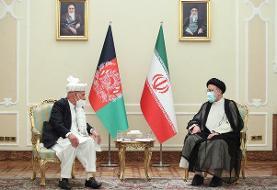 ایران از همه ظرفیتها برای جلوگیری از خونریزی در افغانستان استفاده میکند