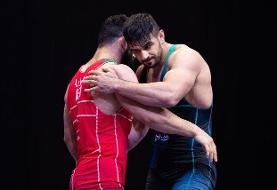 المپیک توکیو  شکست محمدیان در دور اول برابر رقیب گرجستانی